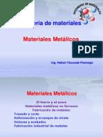Clase 5 Materiales Metalicos