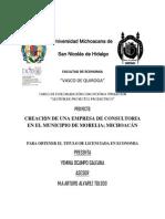 CREACIONDEUNAEMPRESACONSULTORAENELMUNICIPIODEMORELIAMICHOACAN.pdf