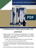 Capítulo 6 - Las relaciones de la paridad de las divisas internacionales.ppt