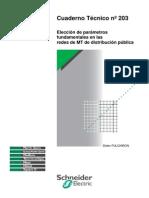 CT-203 Elección de parametros fundamentales en redes de MT de distribucion publica.pdf