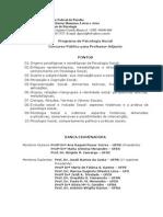 Pontos e Banca - Concurso Psic Social 2014 atualizado (1).pdf