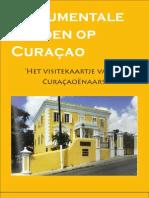 Monumentale Panden Op Curacao