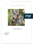 antich chelsea australian animals