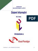 2005, SINFO, Intro Visual Paradigm for UML