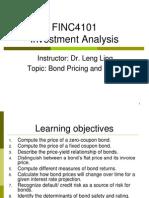 Bond Pricing (1)