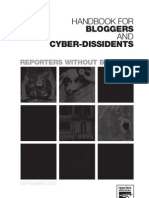 Bloggers Handbook