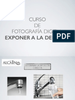 Fotografia - Exponer a La Derecha