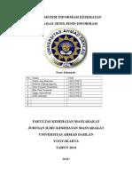 Tugas SIK Biaya dan Jenis Informasi Kesehatan.doc