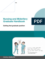 New Graduate Handbook
