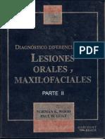 Diagnostico Diferencial de las Lesiones Orales y Maxilofaciales Parte II - Wood.pdf