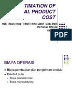 Biaya Operasi