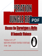 Operation Jungle Red Flyer