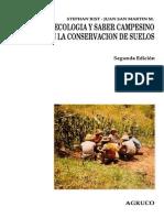 Agroecología y saber campesino en la conservación de suelos - S. Rist & J. San Martín.pdf