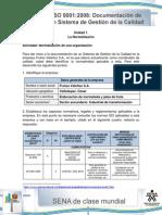 Actividad de Aprendizaje unidad 1-La normalizacion de una organizacion.docx