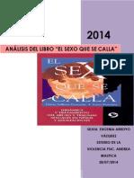 EL SEXO QUE SE CALLA. ANALISIS.docx