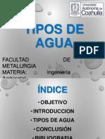 Tipos de agua.pptx