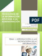 Unidad 1 Introducc a la Tecnologia de Informac_ 4 Octubre.pptx