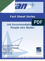The Job Accommodation Network