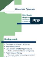 The Lidcombe Program