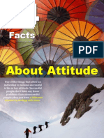 14 facts about attitude