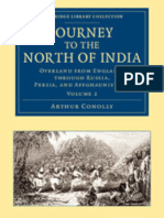 Journey to North of India Through Affghaunistaun Vol 2 by LIEUT. ARTHUR CONOLLY
