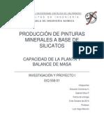 CAPACIDAD DE LA PLANTA Y BALANCE DE MASA PINTURAS DE SILICATO DE SODIO.docx