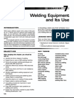 Welding Equipment and Its Use