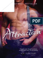 Attraction by K M Golland - Chapter Sampler