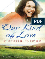 Our Kind of Love by Victoria Purman - chapter sampler