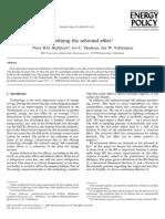 Berkhout Et Al Rebound Effect EP28_2000