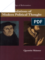 Quentin Skinner The Foundations of Modern Political Thought, Vol. 2 The Age of Reformation  1978 (1).pdf