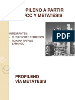 Propileno a partir del FCC Y Metatesis (1) (1).pptx