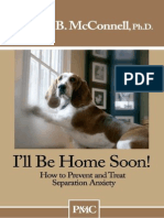 I'Ll Be Home Soon_ How to Prevent and Tr - Patricia B. McConnell Ph.D
