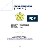 RPP PAI SMK 2013 SMK Teknologi Bantul