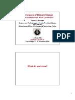TheScienceofClimateChange
