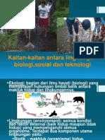 pengantar ilmu lingkungan