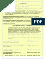 teacher qualifications 2014