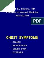 Chest Symptoms