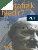 Metafizik Nedir - Heidegger.epub