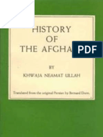 History of the Afghans (1836 ) by Neamet Ullah
