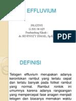 Telogen Effluvium Ppt