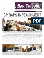 IBP Etc Impeachment Statements