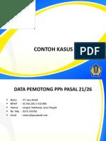 Simulasi Pengisian SPT Pph21