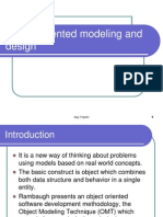 Object-oriented modeling and design.ppt