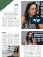 """""""Há empresas muito inovadoras em Portugal"""" - Entrevista Telma Paz - Diretora-Geral de F. Iniciativas Portugal"""