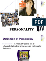 Unit 2 (Personality)