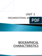 UNIT 2-Biographic and Ability