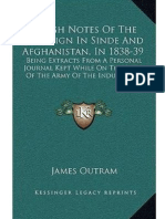 Rough Notes of Campaign in Sinde and Afghanistan in 1838-39 (1840) by Outram s.pdf