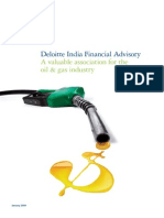 Financial Advisory - DeLOITTE