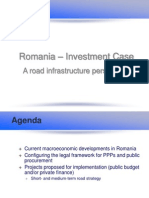 Roads Investment Romania